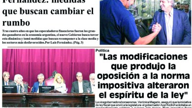 Photo of #Buen Viernes Leé la edición impresa de Diario NCO del 10-01-2020