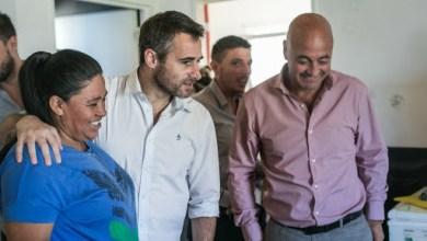 Photo of El intendente de Pilar recorrió talleres de inclusión laboral