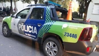 """Salvaje ataque de """"polichorros"""" en La Plata"""