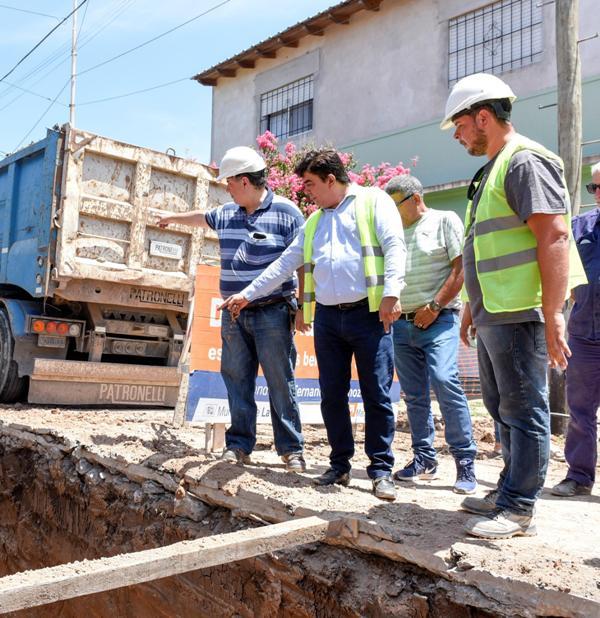 Fernando Espinoza anunció un nuevo bono para los municipales de La Matanza