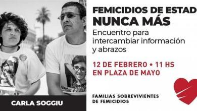Photo of Femicidios de Estado nunca más: hubo un encuentro de familiares de víctimas de femicidios en Plaza de Mayo