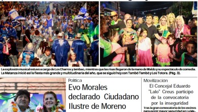 Photo of #Buen Miércoles Leé la edición impresa de Diario NCO del 26-02-2020