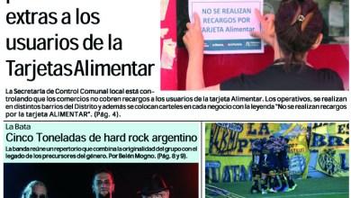 Photo of #Buen Jueves Leé la edición impresa de Diario NCO del 27-02-2020