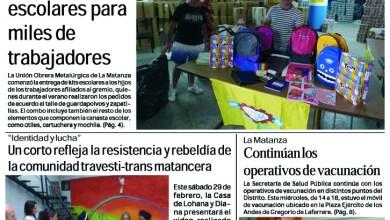 Photo of #Buen Viernes Leé la edición impresa de Diario NCO del 28-02-2020
