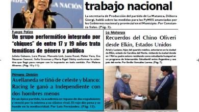 Photo of #Buen Martes Leé la edición impresa de Diario NCO del 11-02-2020