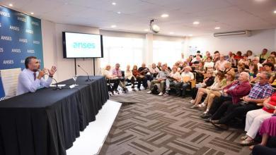 Photo of Vanoli se reunió con representantes de federaciones de jubilados y pensionados