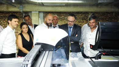 Photo of Hurlingham: Zabaleta con ministros de Producción