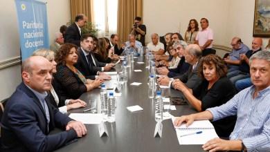 Photo of Paritaria Nacional Docente: hubo acuerdo y comienzan las clases el 2 de marzo
