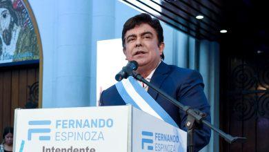 Photo of Fernando Espinoza realizará hoy la apertura de sesiones del Concejo Deliberante de La Matanza