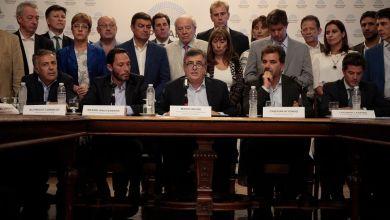 """Photo of Desde Juntos por el Cambio afirmaron que no comparten el """"criterio"""" de la resolución firmada por Sergio Massa"""