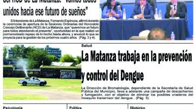 Photo of #Buen Lunes Leé la edición impresa de Diario NCO del 09-03-2020
