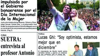 Photo of #Buen Martes Leé la edición impresa de Diario NCO del 10-03-2020