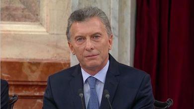 Photo of El ex presidente Mauricio Macri dijo que «no debemos caer en la zozobra»