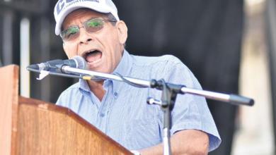 """Photo of Juan Carlos Alderete: """"Con Espinoza no andan las cosas bien, todo es charla, bla, bla, bla"""""""