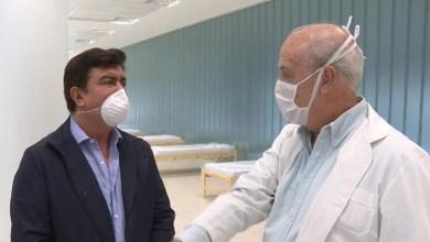 """Photo of Fernando Espinoza: """"Los momentos más difíciles de la pandemia todavía no llegaron y sabemos que van a llegar"""""""