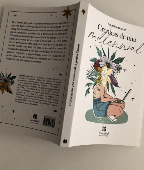 """Agustina Grasso: """"En el momento que vivimos es un privilegio comunicarnos y que las historias viajen de un lado a otro"""""""
