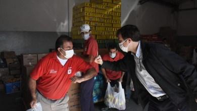 Photo of EL Municipio de Morón  intensifica los operativos de entrega de alimentos