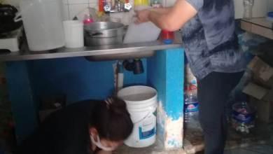 Photo of González Catán: vivir sin agua potable en medio de la pandemia