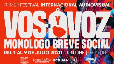 "Photo of ""Vos & Voz"", el primer Festival Audiovisual Internacional"