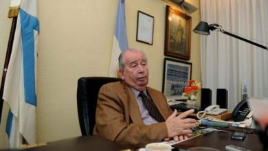Photo of Ken Bensinger resaltó que Julio Grondona es evaluado en «un rol distinto»