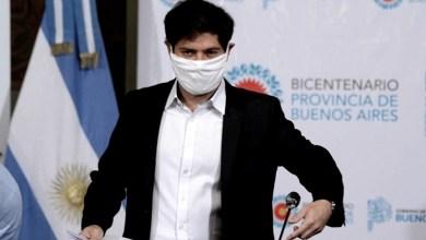 Photo of Kicillof: «El que quiera creer la mentira que lo haga»