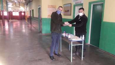 Photo of Se realizó la entrega de material pedagógico en las cárceles