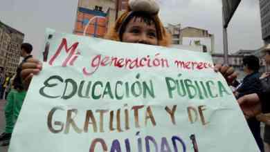 """Photo of J x C : """"Dejan en evidencia que para ellos la educación es un gasto"""""""