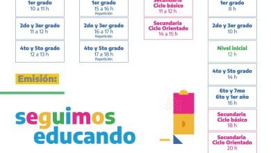 Photo of Comienza una nueva etapa en Seguimos Educando