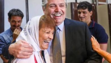 """Photo of Taty Almeida: """"Se legaliza la verdad, es muy importante lo que sucedió"""""""
