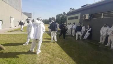 Photo of Segundo día de paro en la fábrica La Salteña a raíz del conflicto laboral entre los trabajadores y la empresa