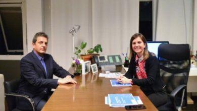 Photo of Massa y Raverta analizaron el Presupuesto 2021 y otros proyectos de ley en relación a la ANSES