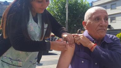 Photo of Volvieron las postas de vacunación que recorren el distrito