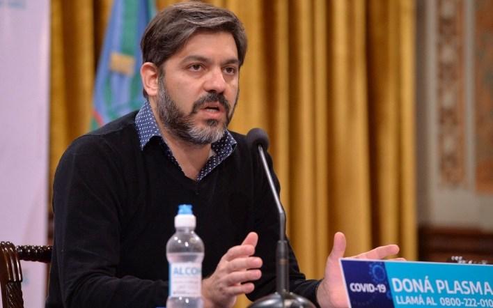 Bianco habló de la reapertura de los gimnasios en La Plata y apuntó a uno en particular