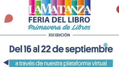 """Photo of XIIIª Feria Municipal del Libro de La Matanza: """"Primavera de Libros"""" – Edición digital"""
