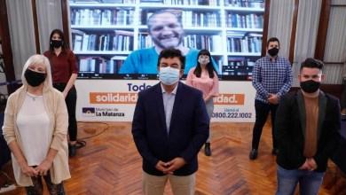 """Photo of Fernando Espinoza: """"Trabajamos siempre para garantizar el acceso al saber para todas y todos"""""""