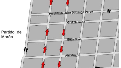 Photo of Cambio de sentido en calles de Villa Luzuriaga
