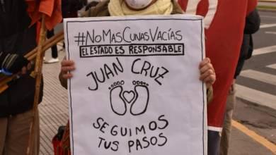 Photo of Cinco años buscando a Juan Cruz, nacido y desaparecido en democracia