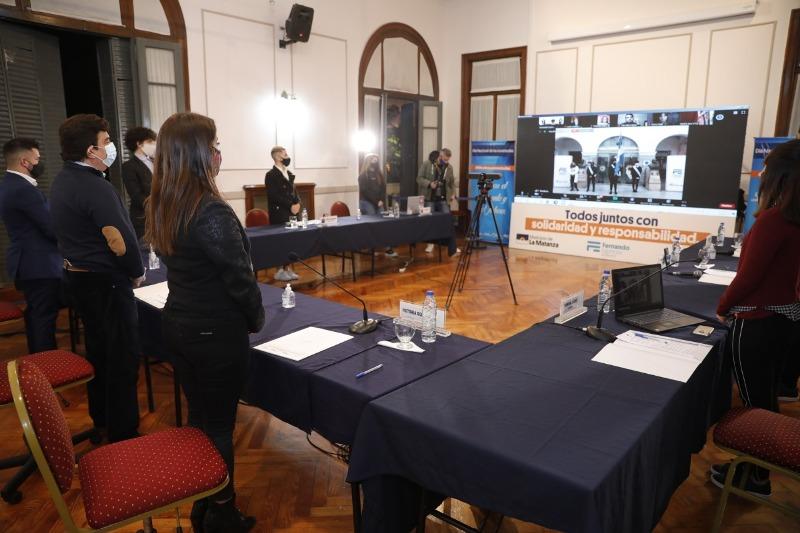 La Matanza conmemoró el Día Nacional de la Juventud