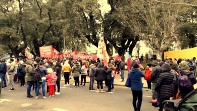 Photo of San Justo: nueva marcha de feriantes y vecinos de González Catán al Municipio