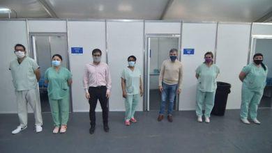 Photo of Hurlingham | PAMI abre un nuevo centro de salud para atender pacientes con Covid-19