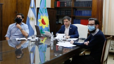 Photo of Axel Kicillof firmó convenios para la ejecución de obras de infraestructura