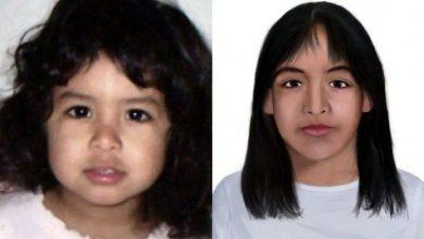 Photo of Actualizaron el rostro de Sofía Herrera, la nena desaparecida en 2008