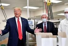 Photo of Trump: «Ni bien salga una vacuna, estamos listos para distribuirla muy rápido»