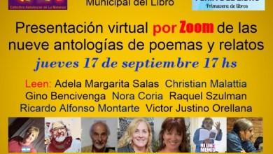 Photo of Autores de La Matanzaparticipará en laXIII Feria Municipal del Libro