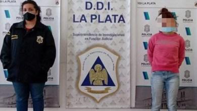Photo of Por el doble crimen en La Plata hay una joven detenida