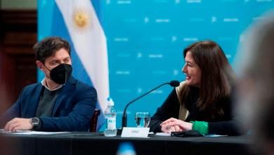 Photo of Kicillof y Díaz presentaron la Escuela Sindical de Género