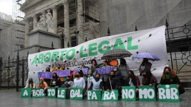 "Photo of #EsUrgente: ""Educación sexual para decidir, Anticonceptivos para no abortar y Aborto legal para no morir"""
