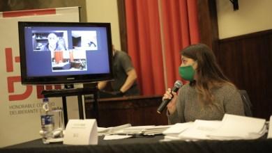 Photo of HCD Morón: se realizó la primera audiencia pública semipresencial