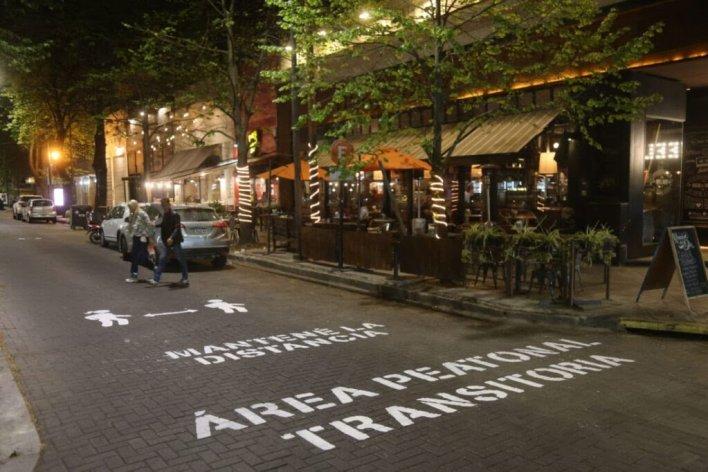 Los centros comerciales se convertirán en peatonales por el Día de la Madre