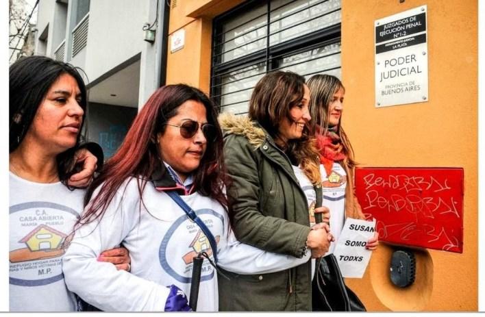 Carlos Goncharuk estuvo 8 años preso, pero se negó a hacer un curso sobre violencia y un juez falló contra su liberación